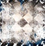 Grunge chess background Royalty Free Stock Photos