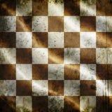 Grunge chess background Stock Photos