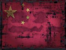 Grunge china Stock Photo