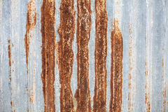 Grunge chipped paint rusty textured metal Royalty Free Stock Images