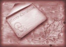Grunge christmas Royalty Free Stock Photos