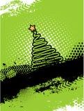 Grunge Christmas Stock Images