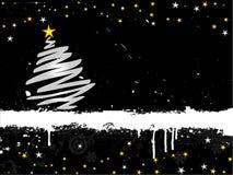 Grunge christmas Stock Image