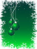 Grunge Christmas stock illustration