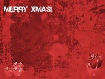 Grunge christmas background Royalty Free Stock Images