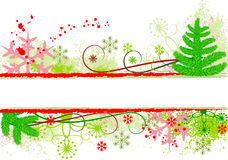 Grunge christmas background Stock Photo