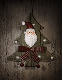 Grunge Christmas background Stock Photography