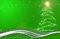 Grunge christmas background Stock Photos
