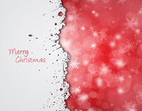 Grunge Christmas wallpaper. Royalty Free Stock Image