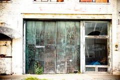 grunge ściana Zdjęcia Royalty Free