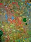 grunge ściany Fotografia Stock