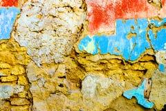 grunge ściany Zdjęcie Royalty Free