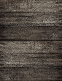 Grunge ciemnego brązu drewna tło Zdjęcia Stock