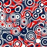 Grunge Circles Royalty Free Stock Image