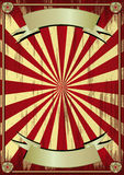 Grunge Circus Background Royalty Free Stock Images