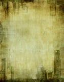 Grunge city Royalty Free Stock Image
