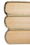 grunge cloesup книги предпосылки Стоковое Изображение RF