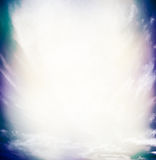 Grunge cloud background Royalty Free Stock Image