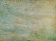 Grunge cloud background Royalty Free Stock Photos
