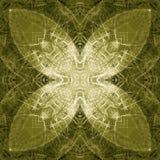 Grunge Clover. Background illustration with high detail vector illustration