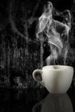 Grunge coffee royalty free stock image
