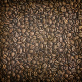 Grunge coffee background Royalty Free Stock Photo