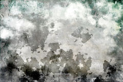 Grunge colored bright background Stock Photography