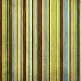 Grunge colored striped background Stock Photography