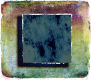 Grunge colorful abstract background Stock Image