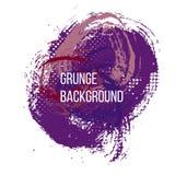 Grunge colorful backgound. Vector illustration. Stock Images