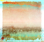 Grunge colorful background Royalty Free Stock Image