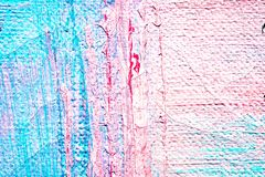 Abstract oil painting texture wallpaper. Grunge colorful background with brush strokes. Oil painting on canvas. Scratched wall texture. Fragment of artwork stock photo