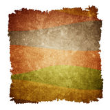 Grunge colorful paper texture, background Stock Image