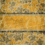 Grunge colorful starry background Royalty Free Stock Photos