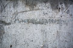 Grunge concreet cement Stock Afbeelding