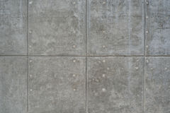 Grunge concrete background. With grid rows stock photo