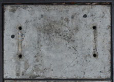 Grunge concrete cement rough wall detailed texture Stock Images