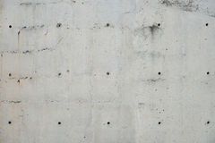Grunge concrete cement rough wall detailed texture Royalty Free Stock Images