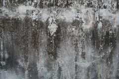 Grunge concrete cement rough wall in industrial Stock Photos