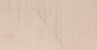 Grunge concrete cement wall with crack Stock Photography