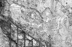 Grunge concrete wall Royalty Free Stock Images