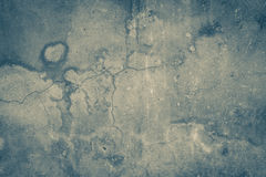 Grunge concrete wall covered with old paint Royalty Free Stock Photos