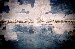 Grunge concrete wall Royalty Free Stock Photos