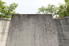 Grunge of concrete wall Royalty Free Stock Photos