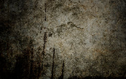 Grunge Concrete wall textured or background, Concrete dirty with Royalty Free Stock Photo