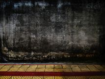 Grunge concrete wall Royalty Free Stock Photography