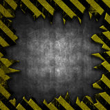 Grunge concretel and stripes background Stock Photos