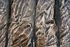 Grunge copper surface Royalty Free Stock Images