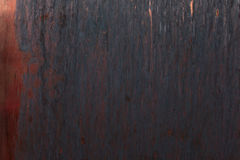 Grunge copper texture Stock Photography