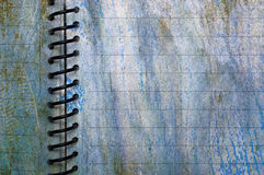 Grunge copybook Royalty Free Stock Photography